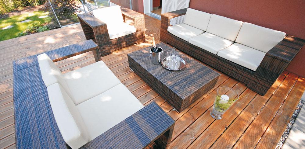 ferienhaus zweibr cken terasse. Black Bedroom Furniture Sets. Home Design Ideas